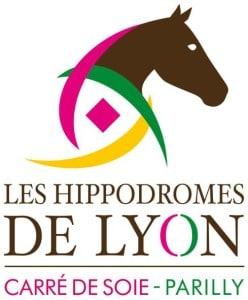 Hippodromes de Lyon logo