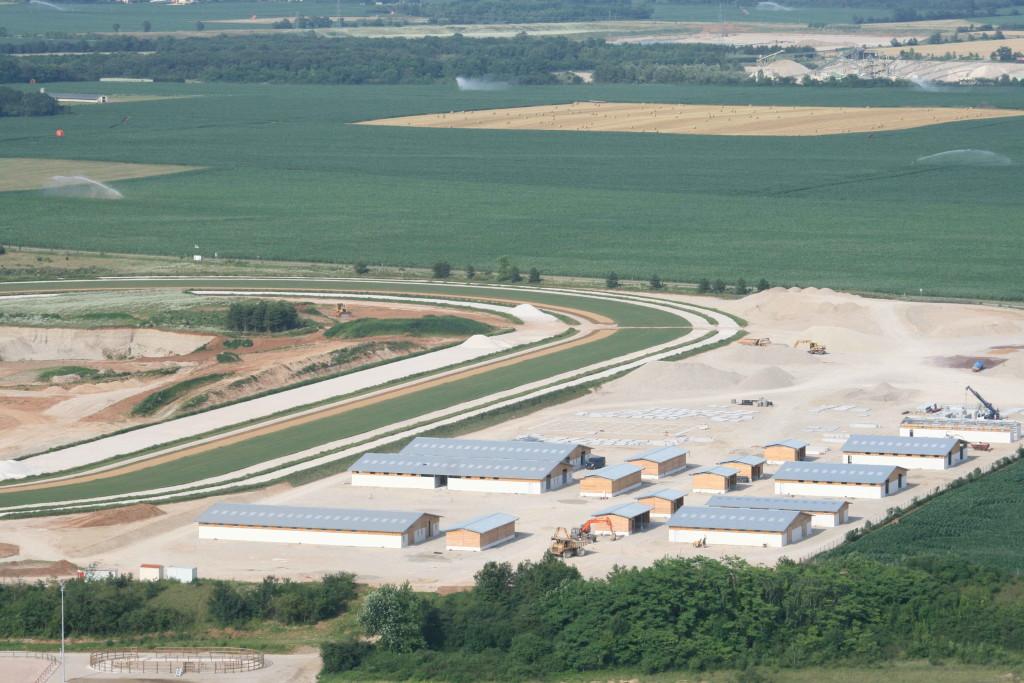 Vue aerienne Centre 2
